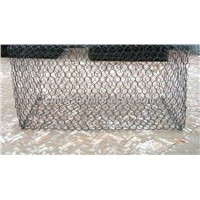 High Zinc Galvanized Gabion Basket