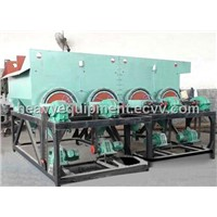 High Capacity Powder Concentrator Jigger / Chroming Machine