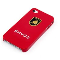 Hight quality PC snap back case with name Badge