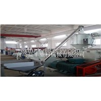 Hollow Plastic Building Templates Extrusion Line