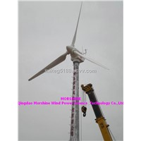 Horizontal Axis Wind Turbine Generator 60KW (MSFD-60000)