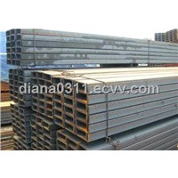 Hot Rolled U Section Steel Channel Beams