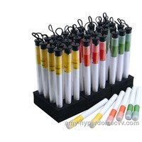 Hot Sell Disposable Flavored E-cigarettes, 9.2mm Diameter, 280mAh Battery Capacity