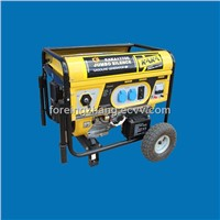 Hot-Sale 5kw Portable Gasoline Generator