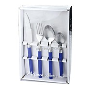 Hot sale Plastic Handle Cutlery set