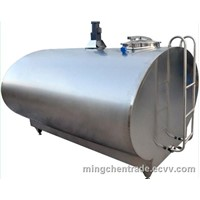 Hot Sales for Horizontal Milk Cooling Tank/Bulk Milk Chiller