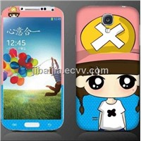 Hot selling color screen protector for Samsung galaxy S4