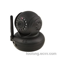 IP Camera with iPhone APP Viewing Freely 720P HD