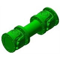 Industrial cardan shaft