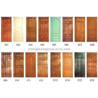 Italian Style Steel Wood Armored Doors, Italy Luxury Villa Doors