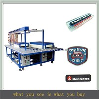 JY-S03 Full-Automatic PVC label forming machine