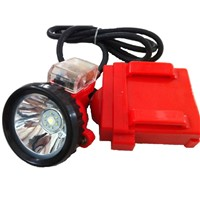 KL5.5 LM high power newest methane alarm led mining miner lamp