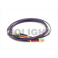 LC/SC OM4 Patch Cord
