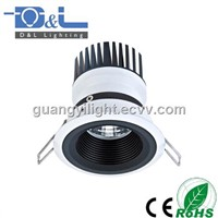 LED COB Downlight Ceiling 7W with reflector CE ROHS