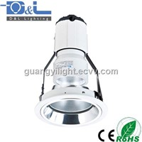LED COB Downlight Ceiling Light 23W with reflector CE ROHS
