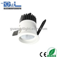 LED Ceiling Lamp Downlight COB 6W with reflector CE ROHS