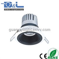 LED Downlight Ceiling Light 6W COB with reflector CE ROHS
