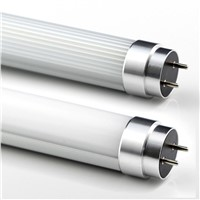 LED tube light high lumen output T8 18watt AL end cap most competitive item