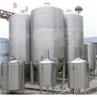 Large beer equipment