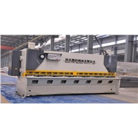 Large hydraulic brake type shearing machine
