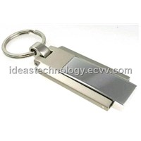 Laser Logo Metal Udisk for Promotional Gift