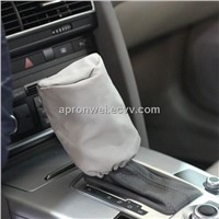 Leather Gear Shift Cover