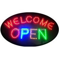 Led Open Sign Display