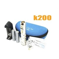 Luxury K200 electronic cigarette mod with X8 atomizer