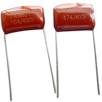 MKP/Metalized Polypropylene Film Capacitors, CBB21