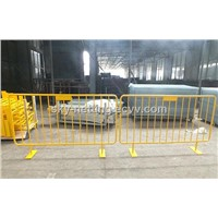 Metal Powder Coated Crowd Control Barrier