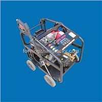 Mobile 3600PSI Diesel Engine High Pressure Washer