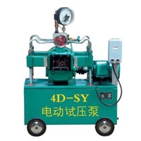Model 4D-SY Series Electric hydraulic test pump