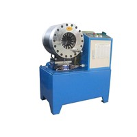 Model DSG250C hose crimping machine