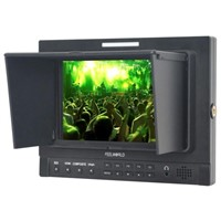 New arrival! Feelworld 7-inch hd sdi monitor with IPS panel&1280X800 nature resolution