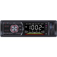 Newest high power 1 din car stereo mp3 player with USB/SD/FM