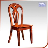 New Model American Style Modern luxury Hotel Home Restaurant Wooden Dining Chairs A25