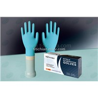 Nitrile Exam Blue Gloves