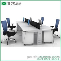 Noda-04 Wire manager 4 person workstation