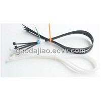 Nylon cable ties-self locking type