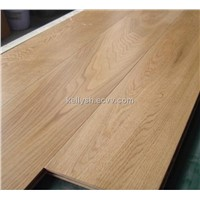 Oak Flat UV lacquer engineered wood flooring
