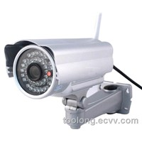 Outdoor Wireless IP Camera P2P Security Bullet Waterproof Webcam