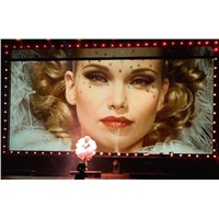 P4 Indoor Full Color LED Display For Stage, SMD 3-In-1 Die-Casting Screen