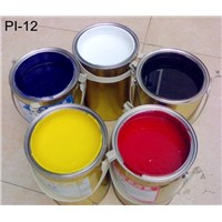 PEVA Ink - Apply to PEVA, Rubber - Screen Print, Pad Print, Offset Print - Pigment - QA