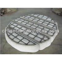 PTFE Wire Mesh Demister