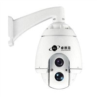 PTZ IP Camera with Array LED 100m IR Distance