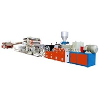 PVC Board Plastic Machinery