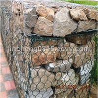 PVC Coated Gabion Basket (2*1*1m)
