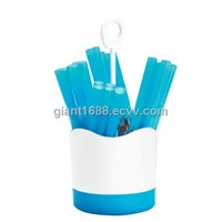 Plastic Handle Cutlery Set GP181