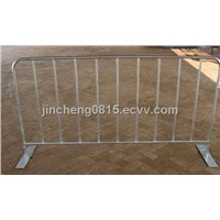 Powder Coated Temporary Crowd Control Barrier/Barricade