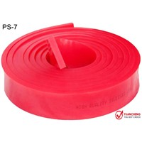 Printing Squeegee - 1 Layer - Polyurethane - High Resistance - QA